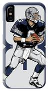 The Triplets Leader Qb 8 IPhone Case
