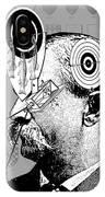 The Unconscious Target IPhone Case