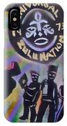 The Universal Zulu Nation IPhone Case