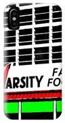 The Varsity Atlanta Pop Art IPhone Case