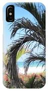 The View Of Paradise IPhone Case