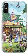 The Village Fayre  IPhone Case