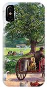 The Village Green IPhone Case