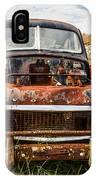 The Volvo Junkyard IPhone Case