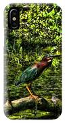 The Wader IPhone Case
