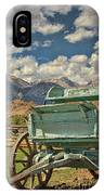 The Wagon IPhone Case