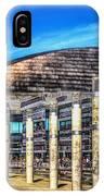 The Wales Millennium Centre IPhone Case