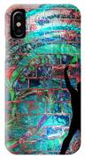 The Wall-graffiti  IPhone Case