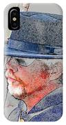 The War Vet IPhone Case