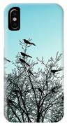 The Watch Tower IPhone Case