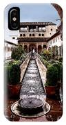 The Water Gardens IPhone Case