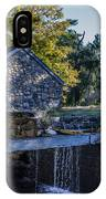The Water Mill IPhone Case