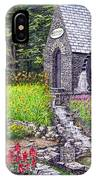 The Water Wheel At Seven Springs Mountain Resort IPhone Case