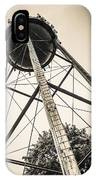 The Water Tower IPhone Case