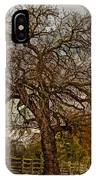 The Welcome Tree IPhone Case