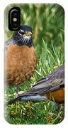 The Welcoming Committee E186 IPhone Case