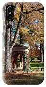 The Well - Davidson College IPhone Case
