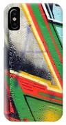 The West Side Of The Wall IPhone Case