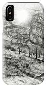 The Wicked Trees IPhone Case