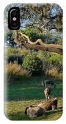 The Wildebeest IPhone Case