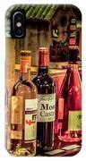 The Wine Shop IPhone Case