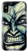 The Wolverine IPhone X Case