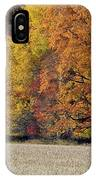 The Wonder Of Fall IPhone X Case