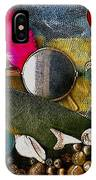 The World Is So Wonderful A Must See Popart IPhone Case