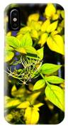 The Yellow Plant IPhone X Case