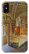 The Yellow Room At Fonthill Castle IPhone Case
