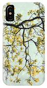 The Yellow Tree IPhone X Case