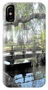 The Zen Bridge IPhone Case