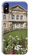 Theater Building Baden-baden Germany IPhone Case