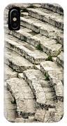Theatre At Epidaurus IPhone Case