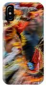Their Spirit Is Among Us - Nanticoke Powwow Delaware IPhone Case
