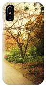 Then Autumn Arrives 04 IPhone Case