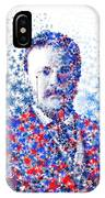 Theodore Roosevelt 2 IPhone Case