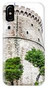 Thessaloniki Tower. IPhone X Case