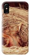 They've Hatched IPhone Case