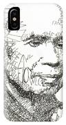 Thich Nhat Hanh IPhone Case