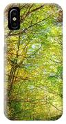 Thick Forest Hdr IPhone Case
