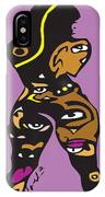 Thickemz IPhone Case