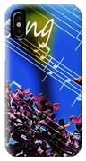 Thinking Of You  - Memories - Music IPhone Case