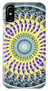 Thirteen Stage Alchemy Kaleidoscope IPhone Case