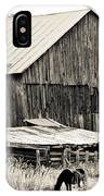 This Old Farm IPhone Case