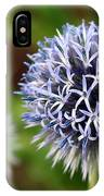 Thistle Bloom IPhone Case