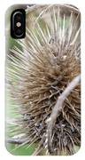 Thistle IPhone X Case