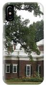 Thomas Jeffersons Monticello IPhone Case