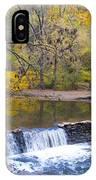 Thomas' Mill Dam IPhone Case