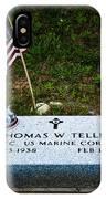 Thomas W. Teller IPhone Case